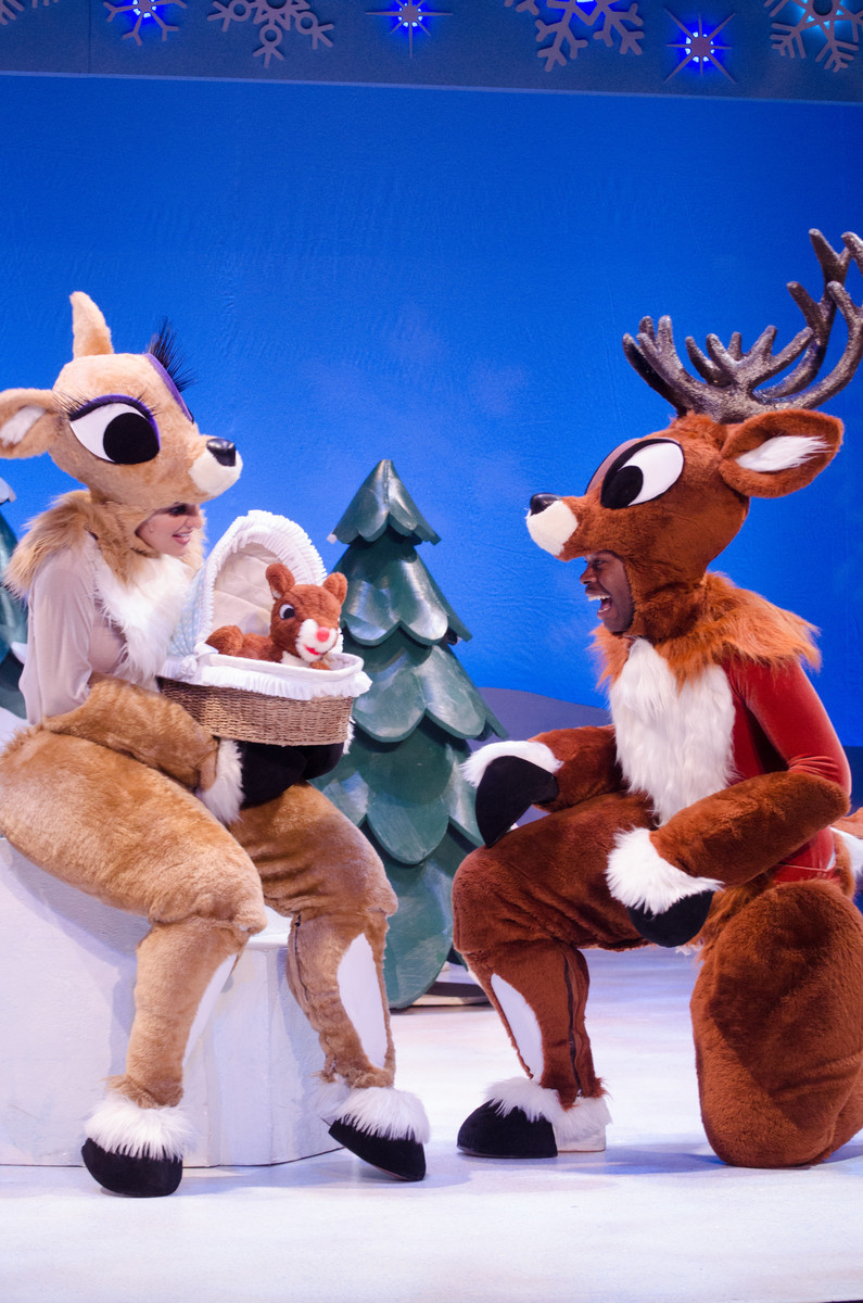 Rudolph the Red-Nosed Reindeer: The Classic Story: Deluxe 50th-Anniversary Editi